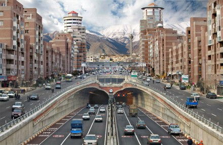 street-level-of-tehran-iran
